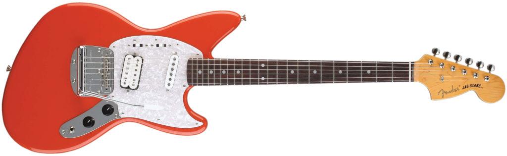 Fender Jag-Stang Fiesta Red