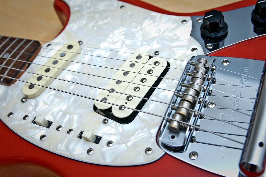 Бридж Fender Jag-Stang